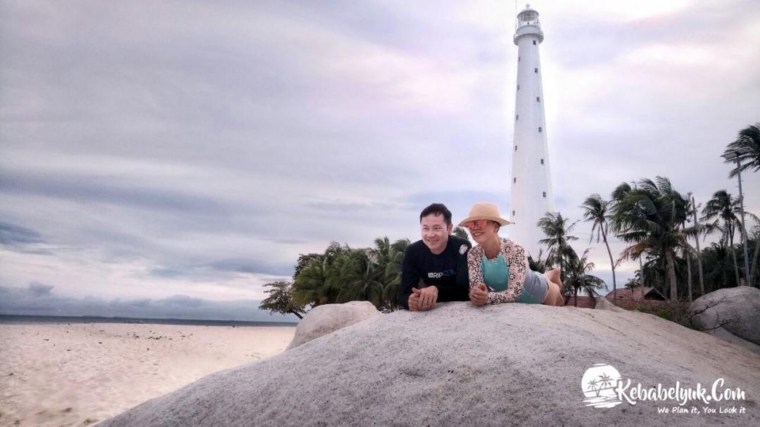Travel Belitung Tanpa Hotel 4 Hari 3 Malam
