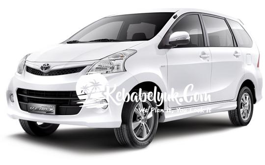 Rental Mobil Grand New Avanza Belitung