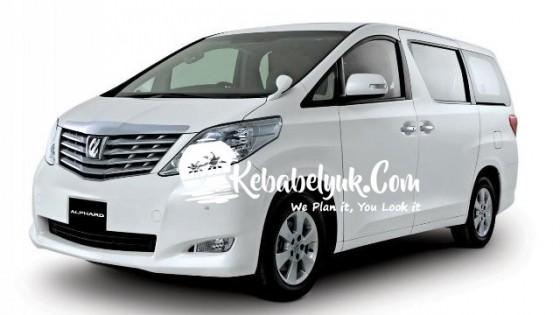 Sewa Mobil Alphard Belitung