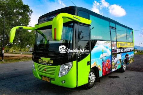 Rental Bus Bangka - Sewa Bus Bangka 29 Seat